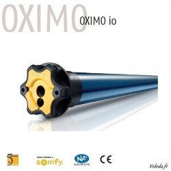Moteur Somfy Oximo 50 TH io 30 newtons 30/17 cable 5m