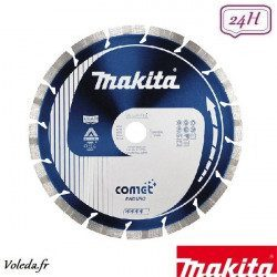 Disque diamant Makita Comet Enduro 230 mm - B-12756