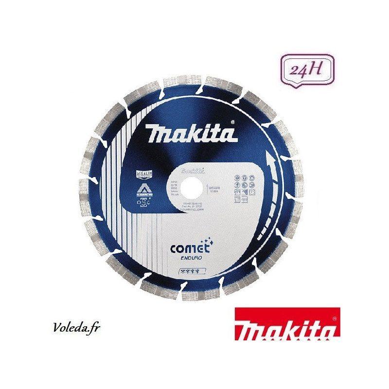Disque diamant Makita Comet Enduro 230 mm - B-12756