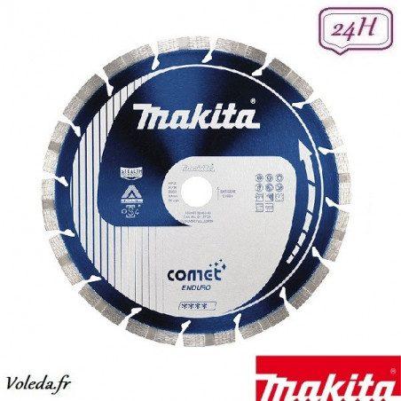 Disque Makita diamant 230 mm Comet Enduro B-12756