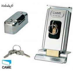 Serrure électrique Came 001LOCK81 - Portail battant