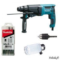 Perforateur Makita SDS-Plus 720W - Makita HR2300X9