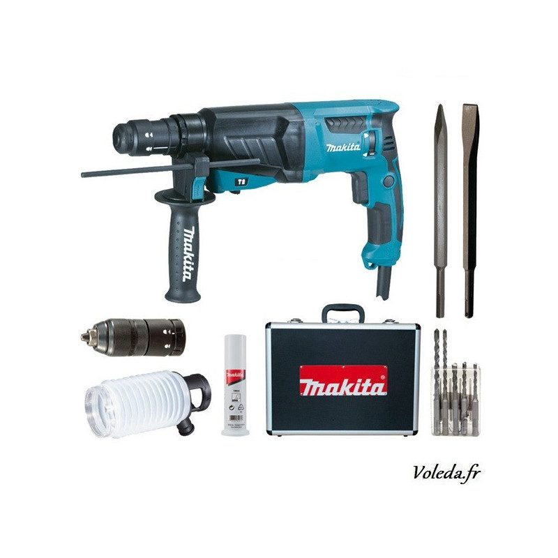 Perforateur burineur Makita SDS-Plus 720W - Makita HR2320TSP1