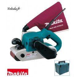 Ponceuse à bande Makita 9403J - 1200 W