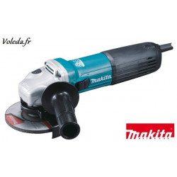 Meuleuse disqueuse Makita 1100 W 125 mm - GA5040R