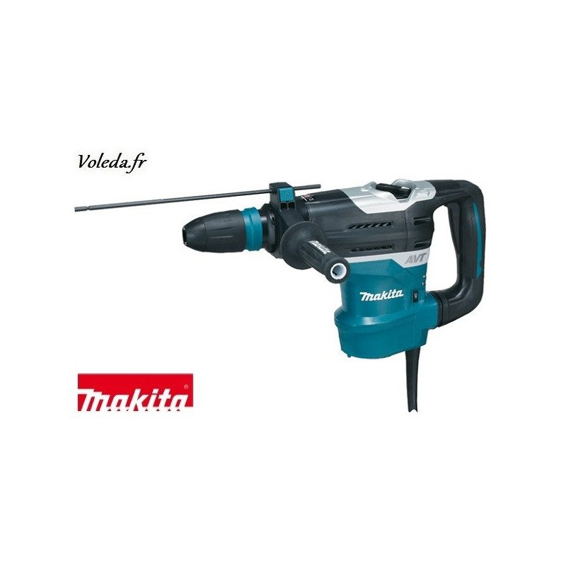 Perforateur burineur Makita SDS-Max 1100 W - Makita HR4013C