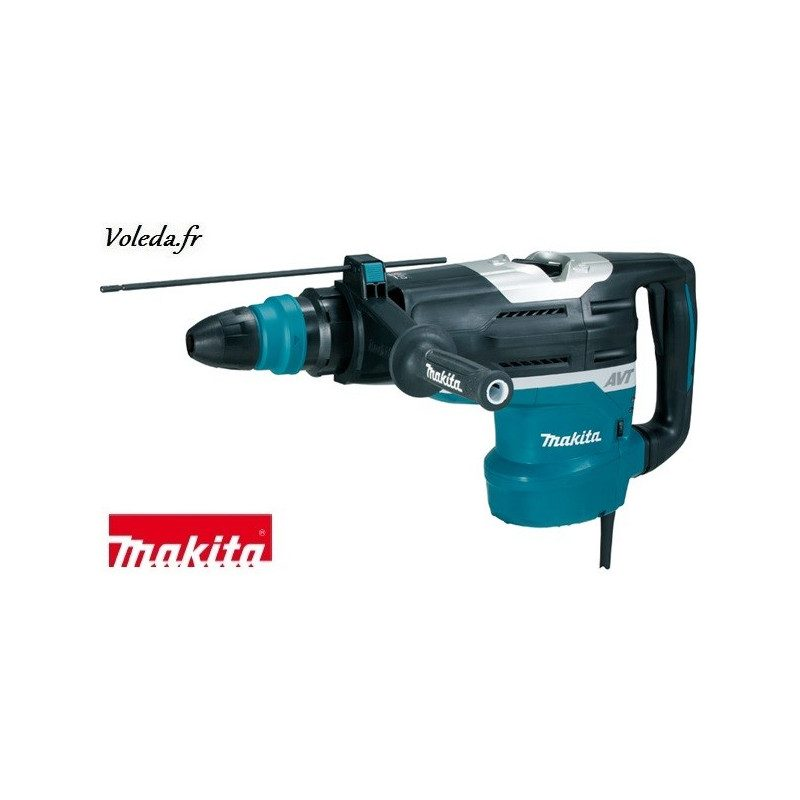 Perforateur burineur Makita SDS-Max 1510 W - Makita HR5212C