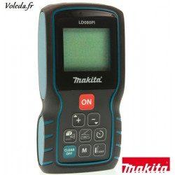 Telemetre Laser Makita 80 m - LD080PI