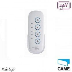 Telecommande Came Wagner 5 Canaux - Volet roulant et store