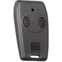 Telecommande Simu TSA 2 canaux Hz