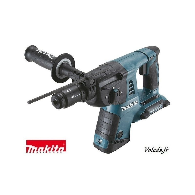 Perforateur burineur Makita SDS-Plus 36 V - Makita DHR264Z