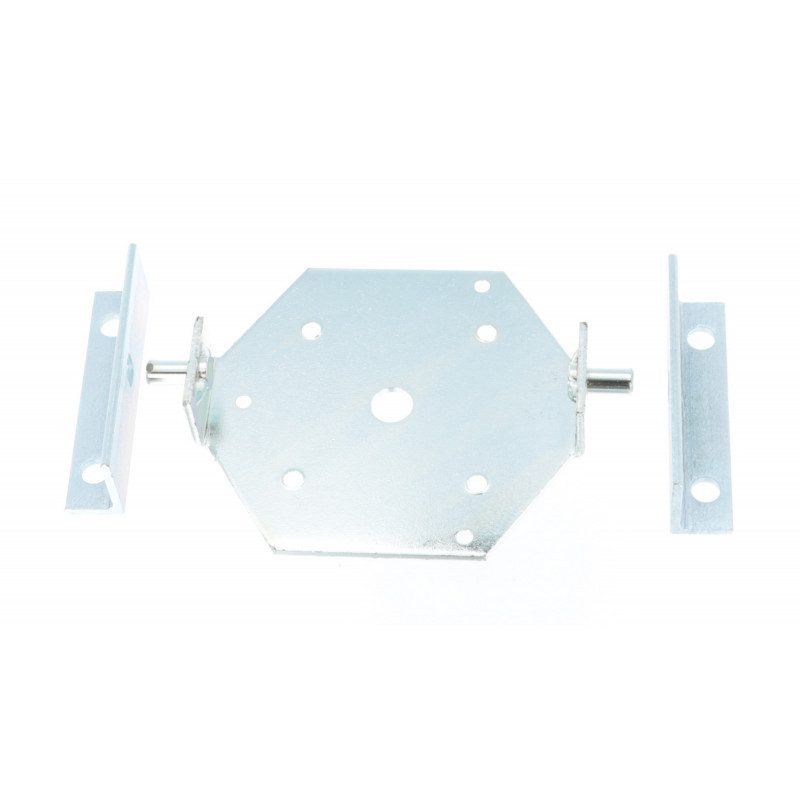 Support moteur Simu DMI6 Kit plaque