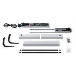 Kit motorisation volet battant Somfy Yslo Flex RTS 1 Vantail - Carter Blanc