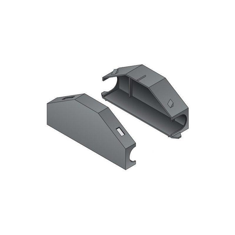 Boitier protection pour kit connexion bornier