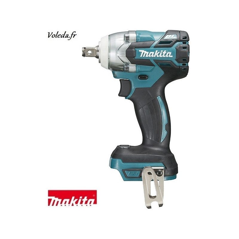 Boulonneuse à chocs Makita 18 V Li-Ion - Makita DTW281Z
