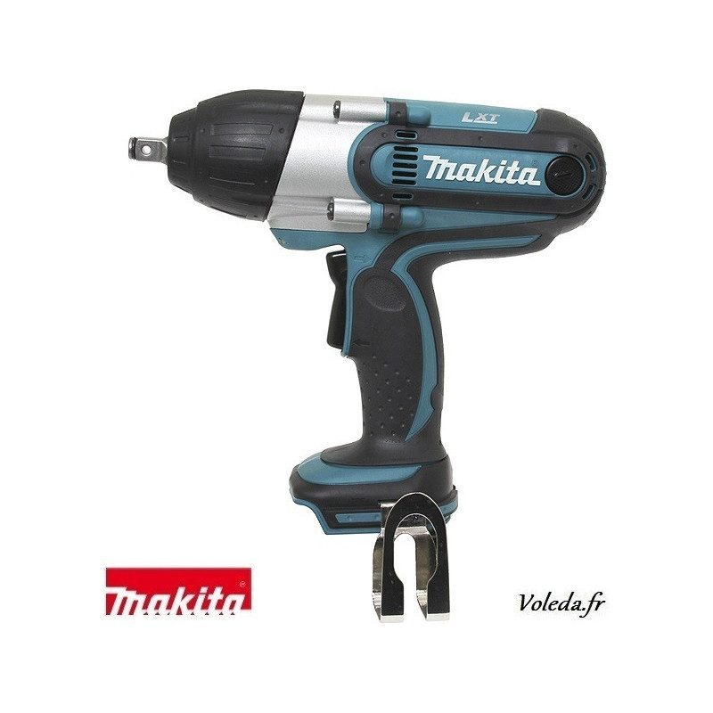 Boulonneuse à chocs Makita 18 V Li-Ion - Makita DTW450Z