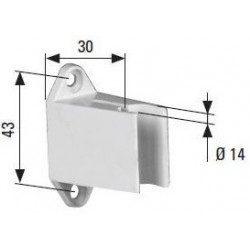 Bloqueur de manivelle D14 Blanc