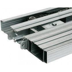Rail Lifmaster transmission a courroie 2.5 m - Porte de garage