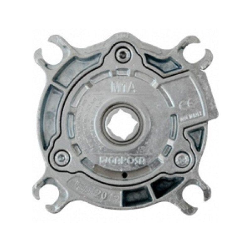 Antichute Gaposa M1A 80 Nm cable 1 m grille et rideau metallique