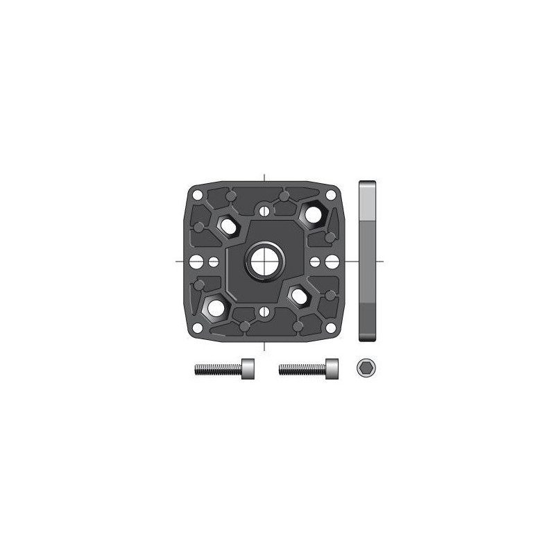 Support moteur Somfy csi 50 60