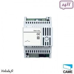 Alimentation  visiophone Came 001DC002AC