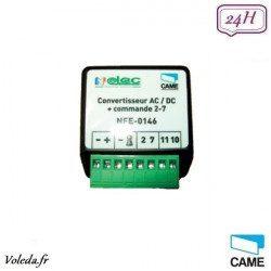 Convertisseur pour armoires de commande CAME - 001DC007AC