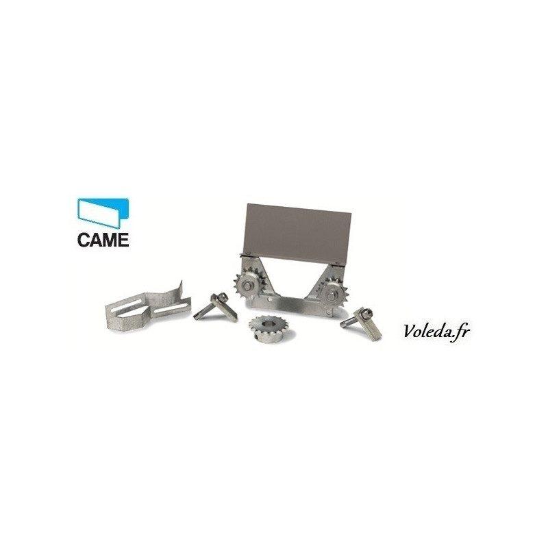 Dispositif de transmission par chaîne Came 001B4337 - Portail coulissant