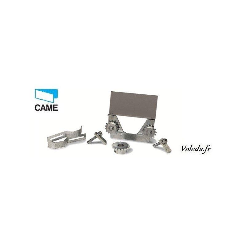 Dispositif de transmission par chaîne Came 001B4353 - Portail coulissant