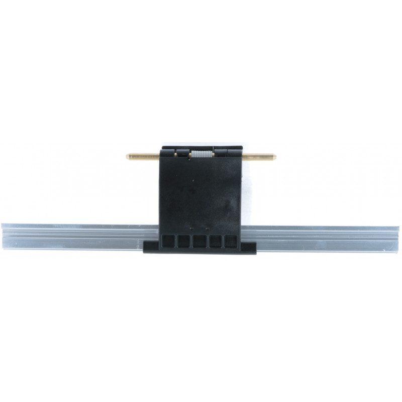 Verrou securite Blocksur tablier volet roulant 1 maillon lame 14 mm