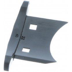 Embout de lame volet roulant 40-42 mm - Lot de 1000 - SPE040RLOT