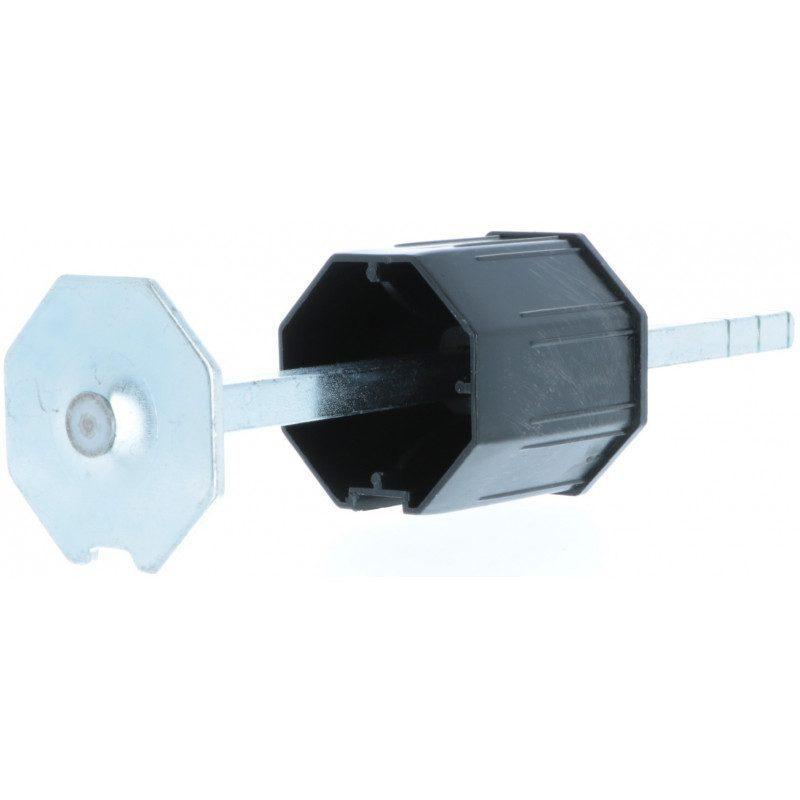 Embout telescopique volet roulant axe octo 60 C10