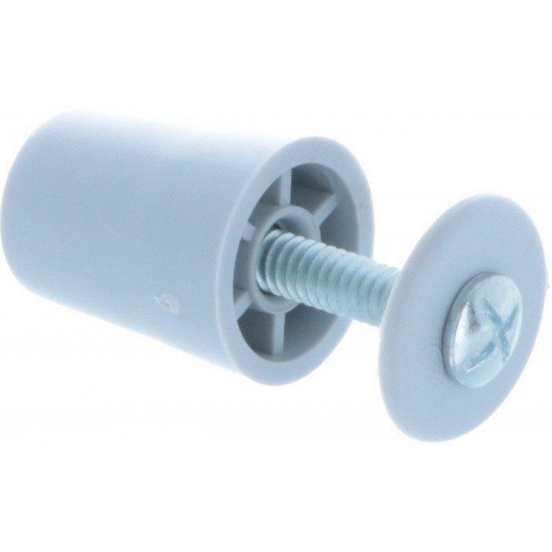 Butee volet roulant conique grise 30 mm