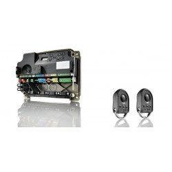 Somfy cbx 3s Axovia io armoire de commande  2 telecommandes somfy Keygo io