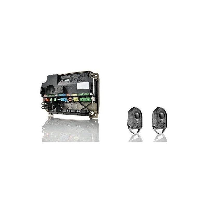 Somfy cbx 3s Ixengo rts armoire de commande  2 telecommandes somfy Keygo rts