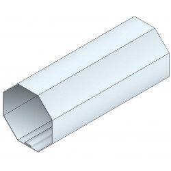 Tube Octogonal 60 volet roulant 1.4 m