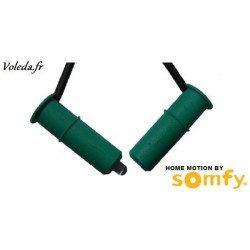 Cellules Optiques Somfy 9018902 - Barre palpeuse