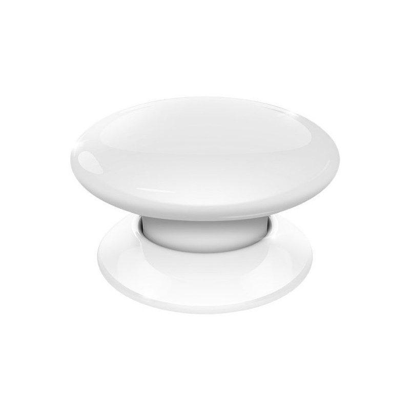 Fibaro the button - Emetteur Z-Wave - Blanc