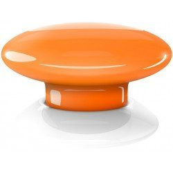 Fibaro the button - Emetteur Z-Wave - Orange