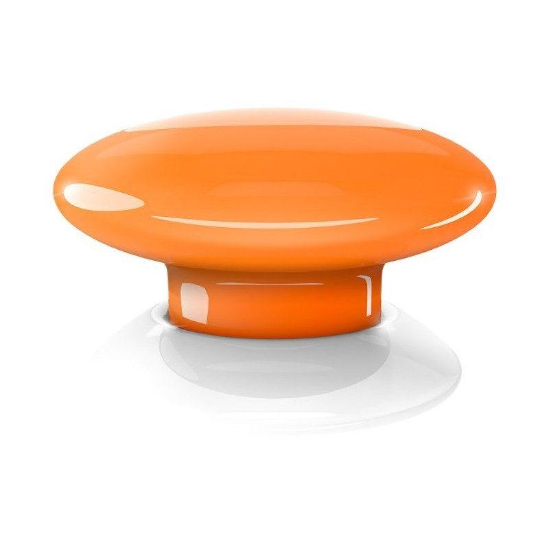Fibaro the button - Emetteur Z-Wave - Orange