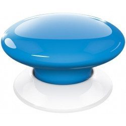Fibaro the button - Emetteur Z-Wave - Bleu