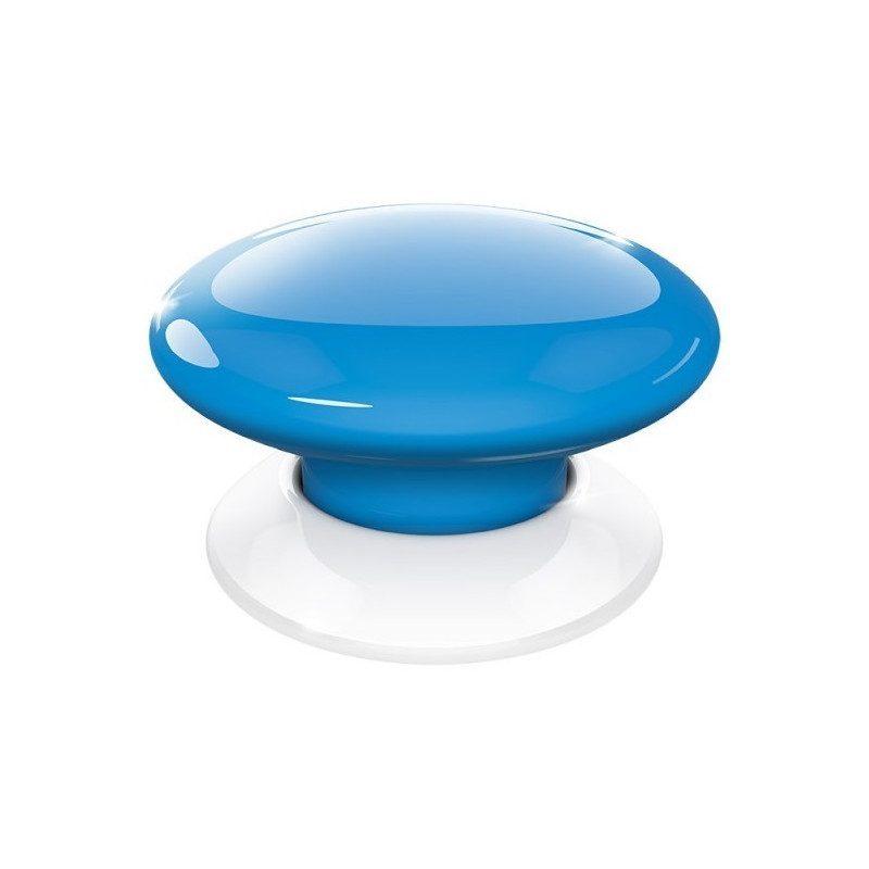Fibaro the button - Emetteur Z-Wave - Bleu