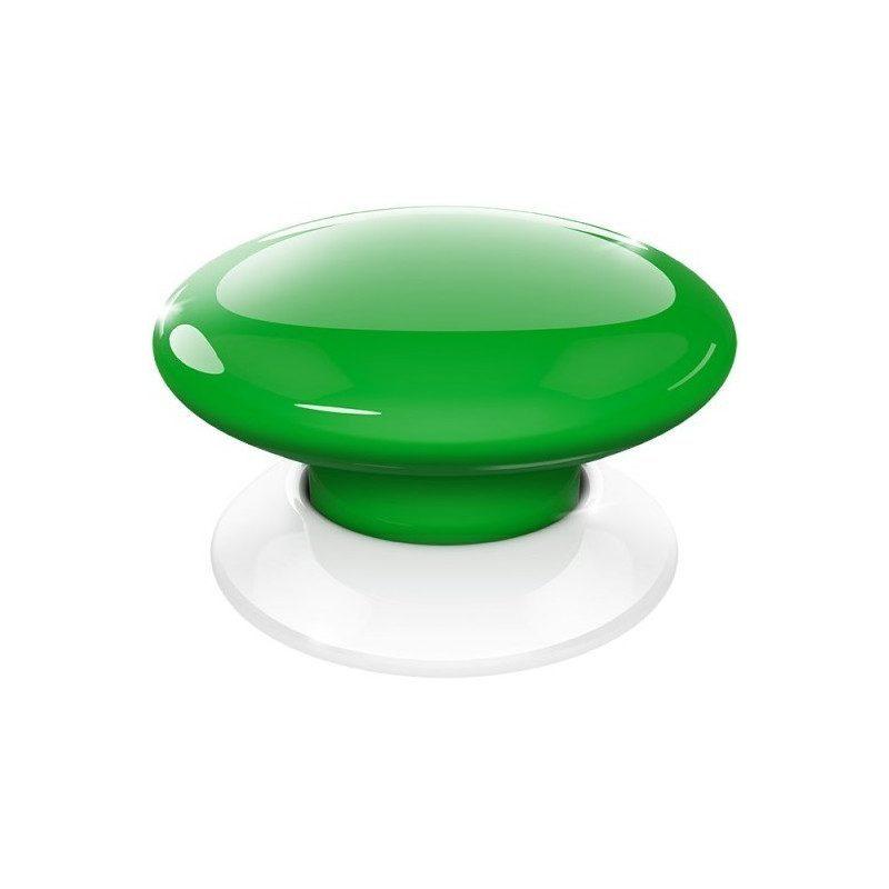 Fibaro the button - Emetteur Z-Wave - Vert