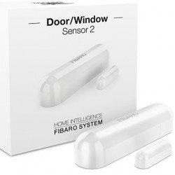 Fibaro door window sensor 2 - Detecteur d'ouverture - Blanc