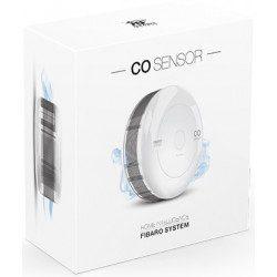 Fibaro CO sensor - Detecteur monoxyde de carbone Z-wave