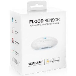 Fibaro flood sensor - Detecteur d'innondation - Homekit