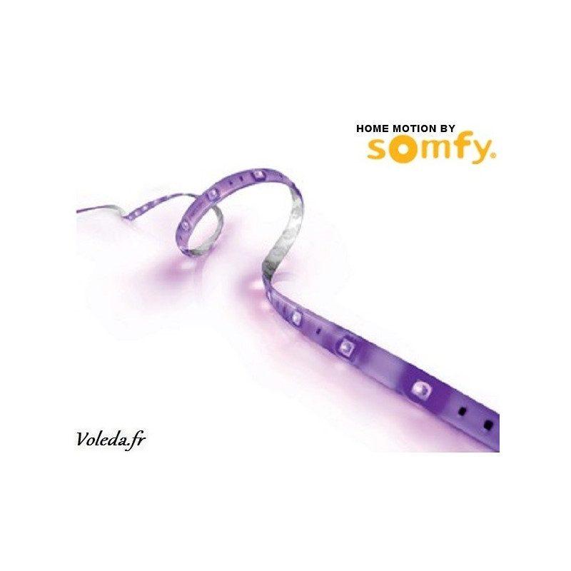Bandeau Led LightStrips Somfy 1822508 - Eclairage connecté