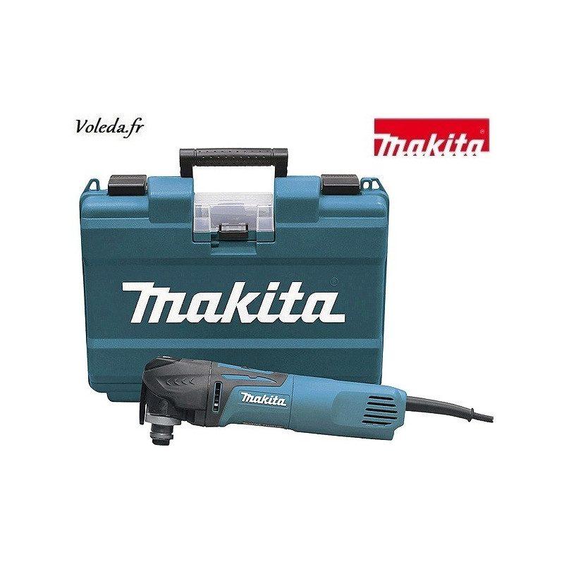 Découpeur ponceur Makita multifonctions - Makita TM3010CK