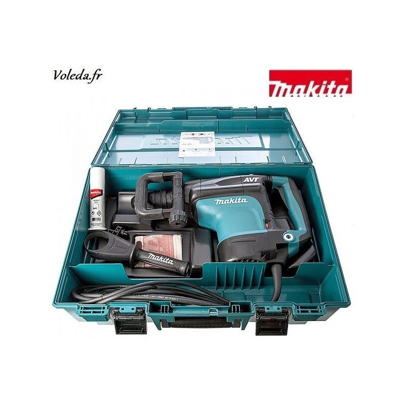 Perforateur burineur Makita SDS-Max 1350 W - Makita HR4511C