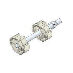 Embout ajustable Deprat 89 pour antichute Simu 95/147 Nm