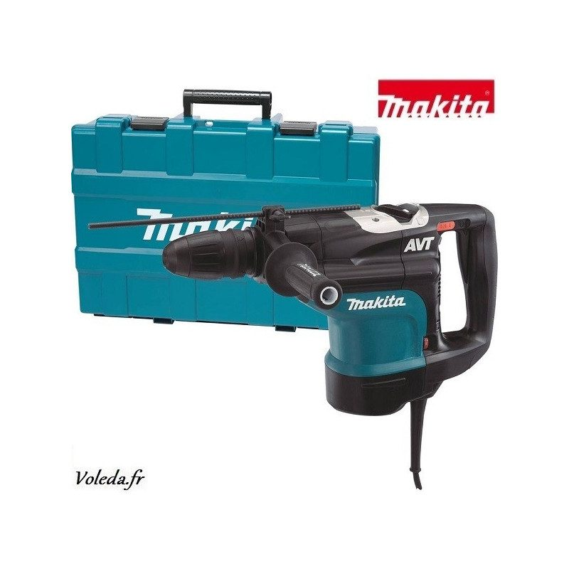 Perforateur burineur Makita SDS-Max 1350 W - Makita HR4501C